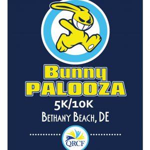 Poster for Bunny Palooza 5k/10k