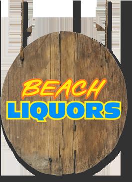 beach liquors logo