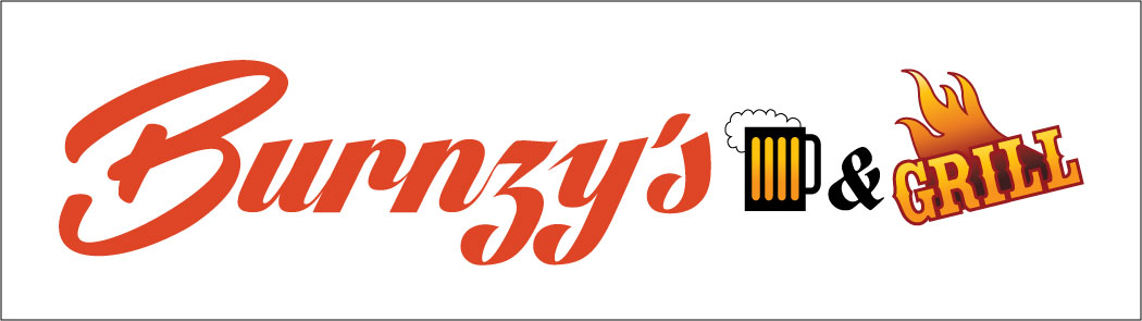 The Burnzy's Bar & Grill Logo