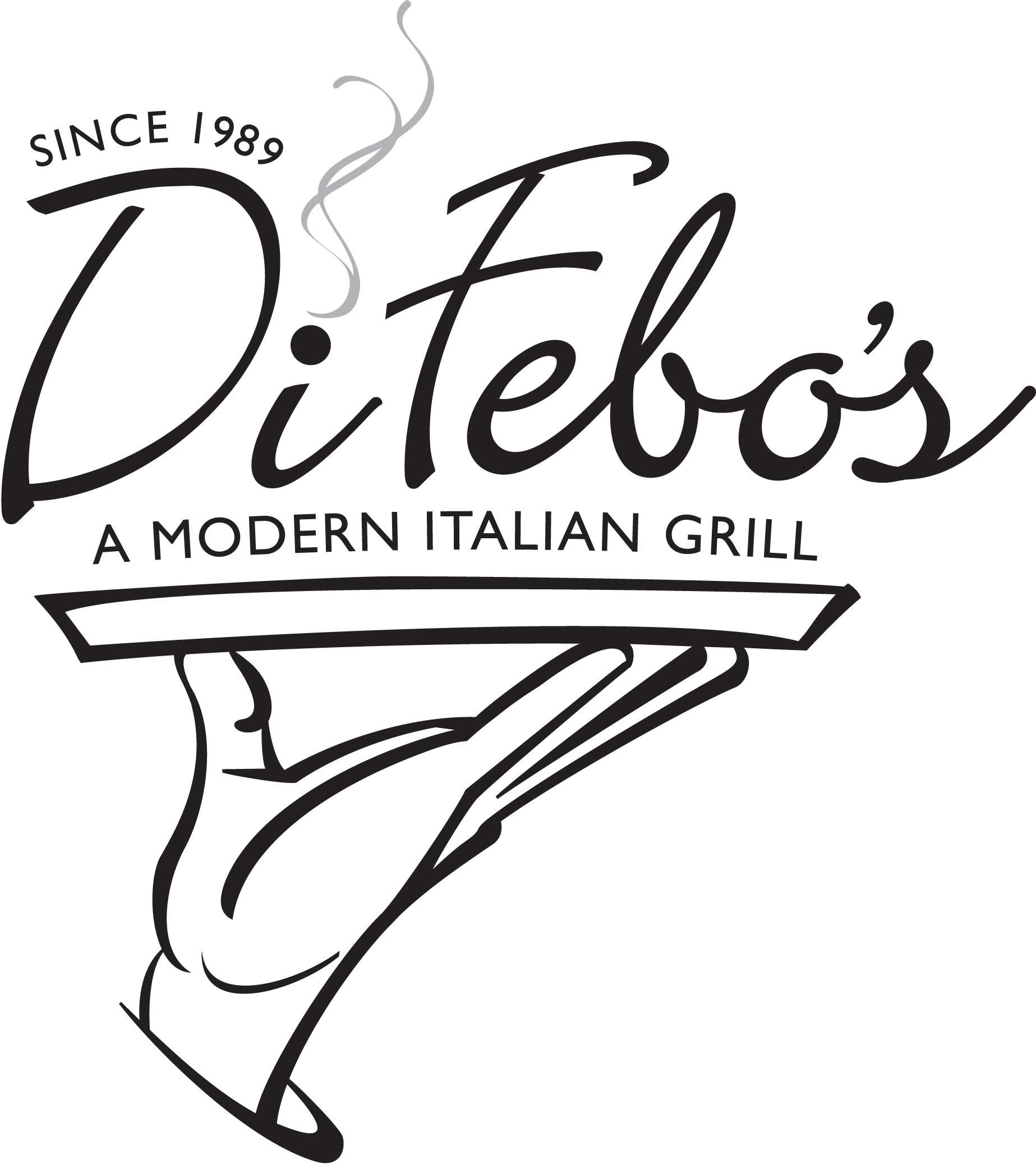 The DiFebo's Modern Italian Grill Logo
