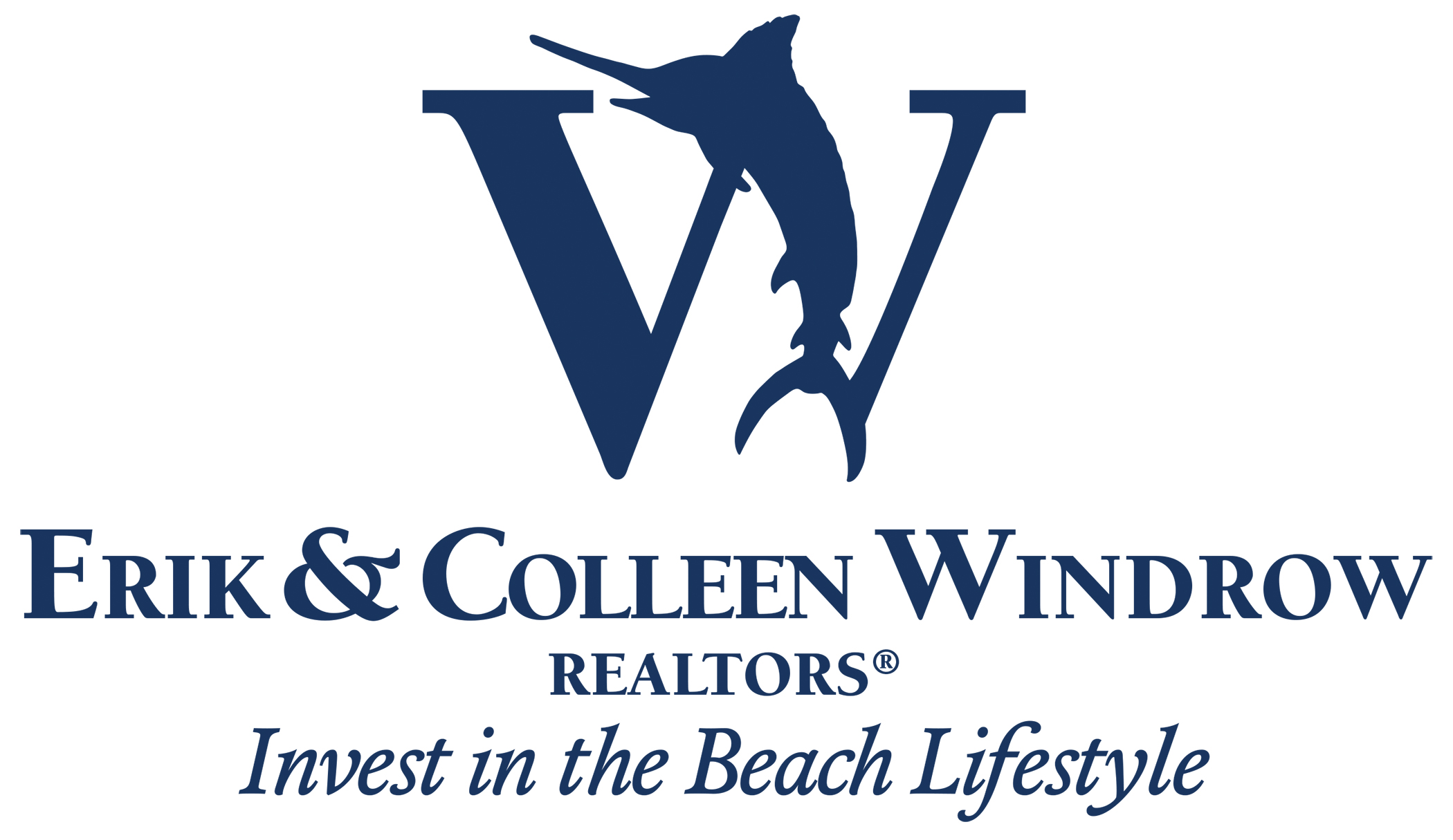 The Erik & Colleen Windrow Realtors Logo