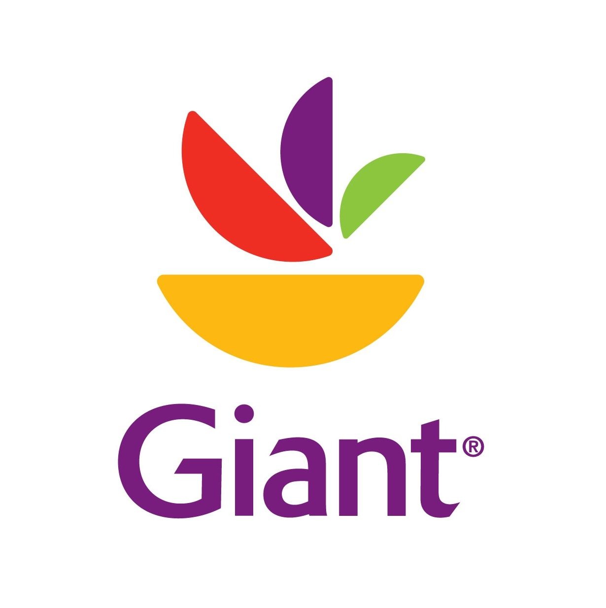 The Giant Food Logo