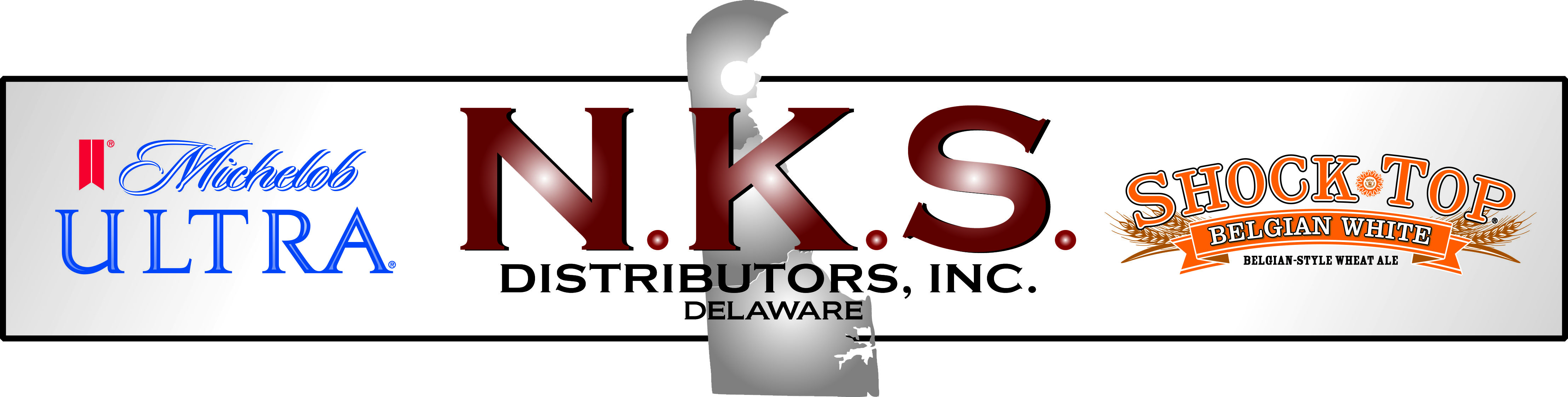 The N.K.S. Distributors, Inc. Logo