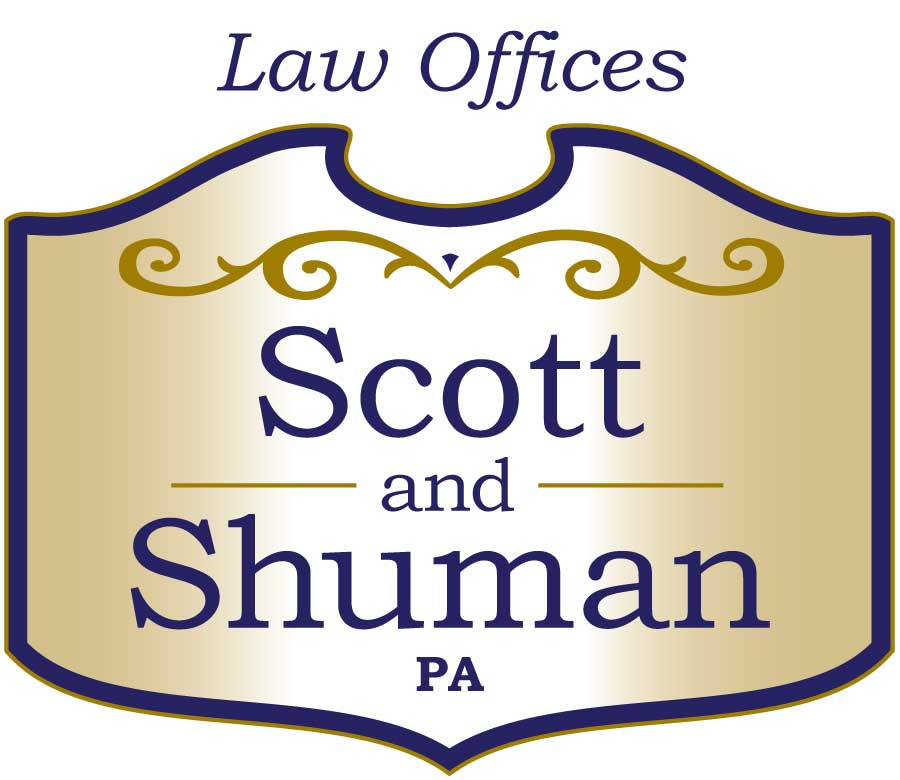 The Law Offices of Scott and Shuman, PA Logo