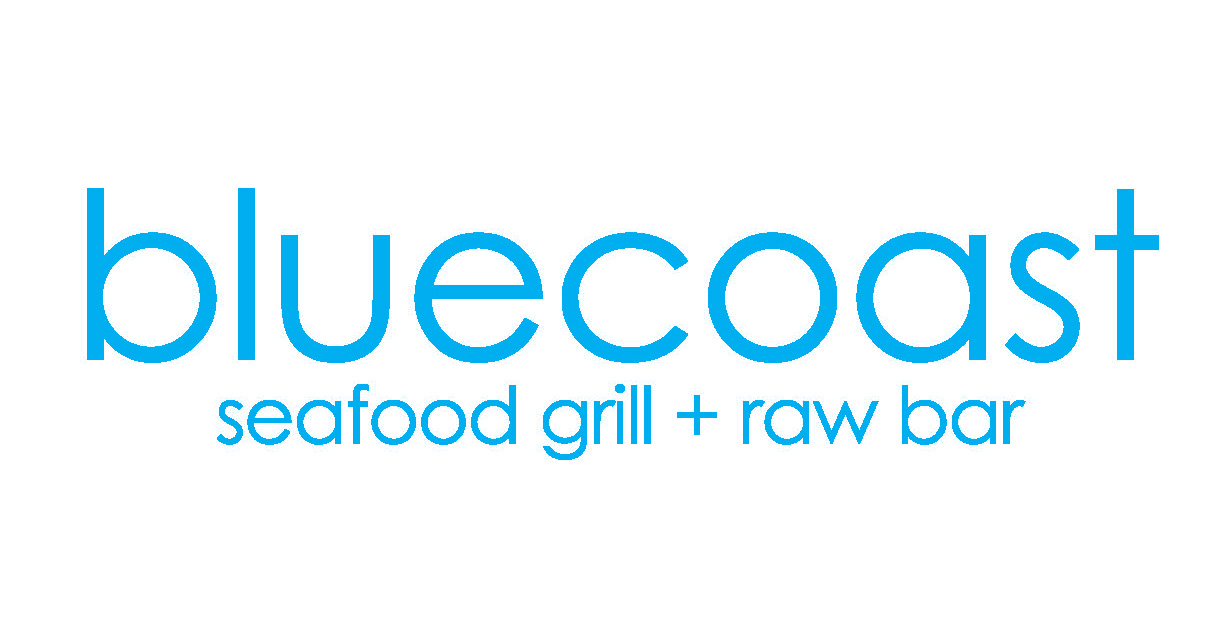 The Bluecoast Seafood Grill & Raw Bar Logo