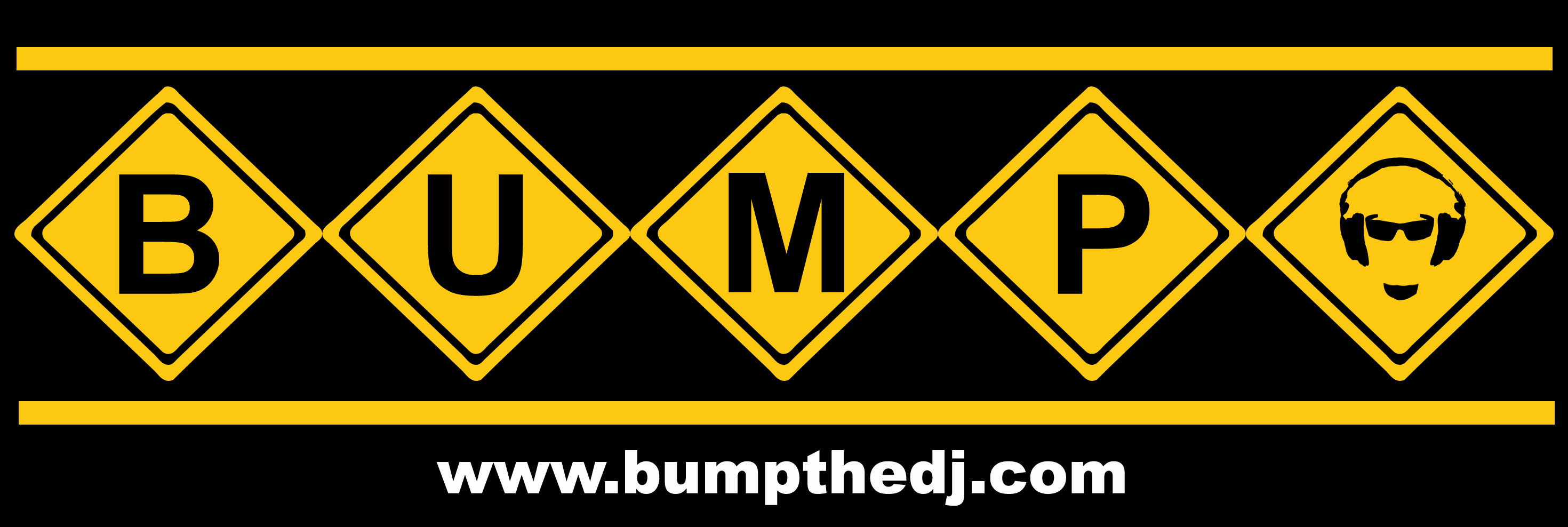 The DJ Bump Logo