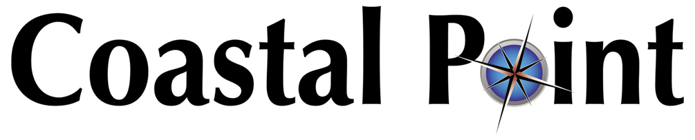 The Coastal Point Logo