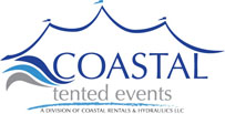 The Coastal Tented Events Logo