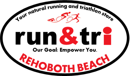 The Run & Tri Rehoboth Beach Logo