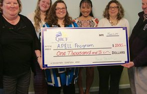 Grant Awards Spring 2016 – Apell, Read Aloud Delaware, Delaware Hospice, BBVFC Gallery Cover
