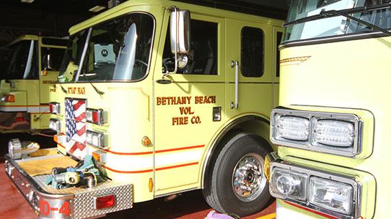 BBVF Grant 2015 Firetrucks Delaware Grants