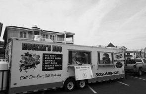 A Hocker's BBQ Truck
