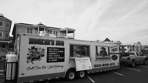 Bunny Palooza 2016 Hocker's BBQ Delaware Grants