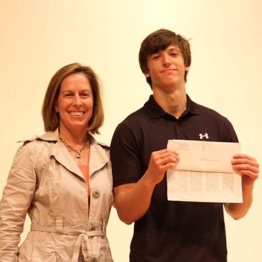 Scholarship Award 2016, May 2016 at Sussex Central High School