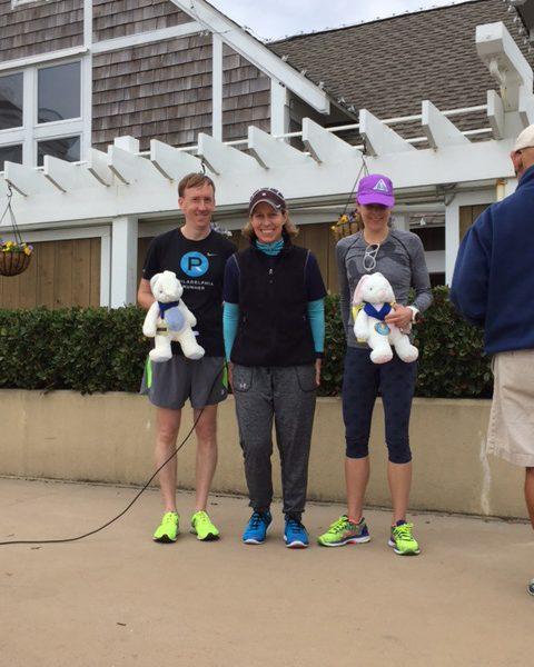 Bunny Palooza Winners Holding Bunnies